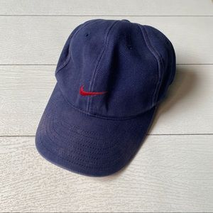 Vintage Denim Nike Ball Cap